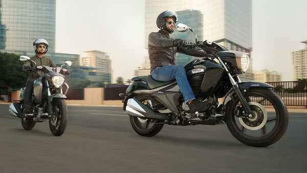 Suzuki Intruder 150 Fi Launched In India At Rs 1 06 Lakh