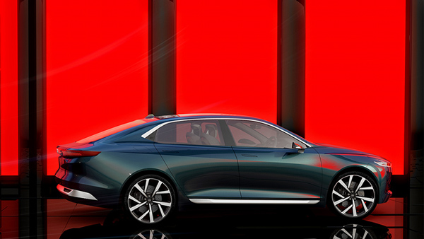 Tata Evision Electric Sedan Concept What S So Special About Tata S