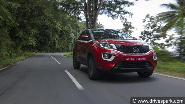 Tata Nexon Diesel: Power Figures Revealed For Multiple Driving Modes