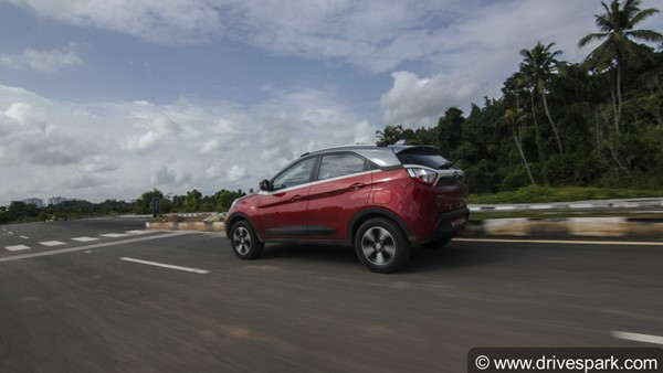 Tata Nexon XZ Variant Launched In India At Rs 7.99 Lakh: Specifications, Features, Images & More Details