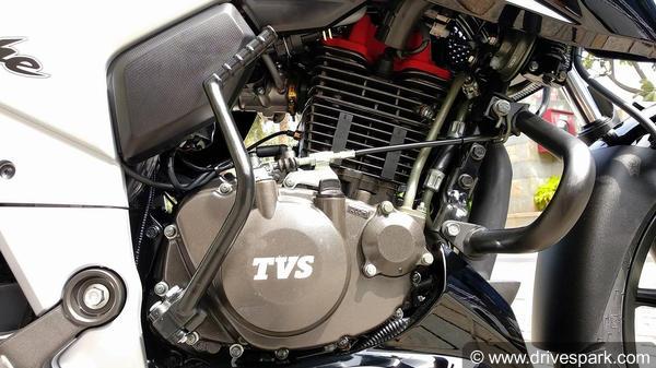 TVS Motor launches Apache RTR 160 4V priced at Rs 81490