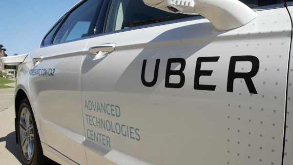 Uber Self-Driving Car Involved in World's First Fatal Pedestrian Crash