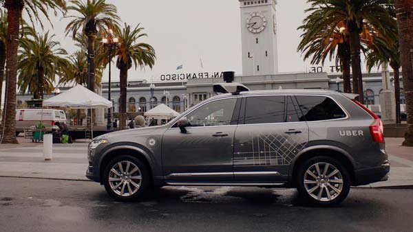 Self-Driving Uber Car Crashes In Arizona — Kills Pedestrian