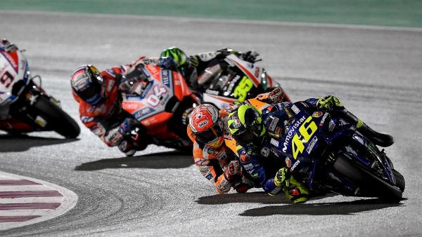 MotoGP: Andrea Dovizioso Wins Thrilling Qatar Grand Prix - DriveSpark News