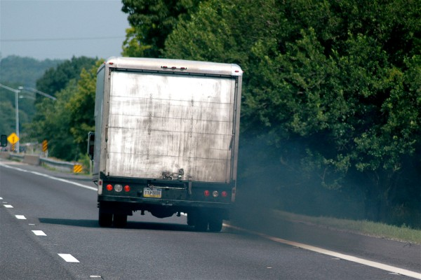 Why Do Diesel Engines Produce Black Smoke?