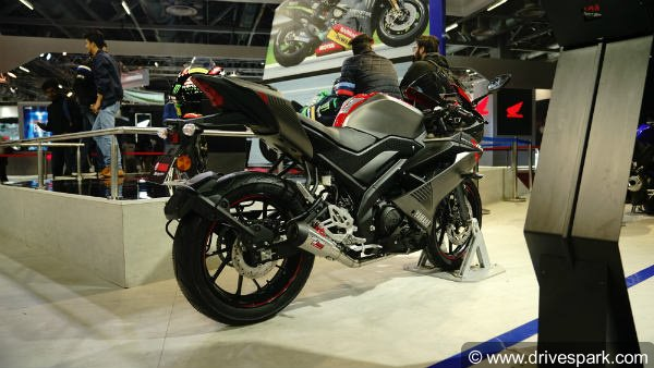 Yamaha Yzf R15 V3 0 Accessories Price And More Details Revealed