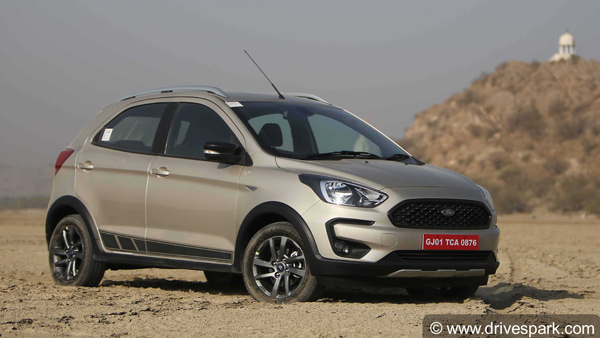 Ford Freestyle Online Bookings On Amazon India On The 14th April