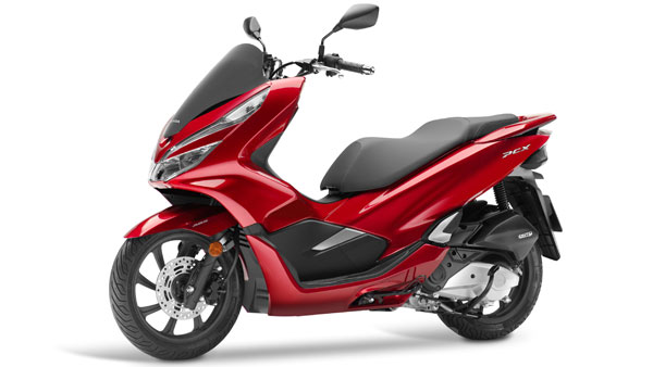 2018 Honda PCX125 Revealed; Specifications, Features And Images