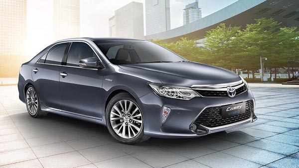2018 Toyota Camry Hybrid Launched In India At Rs 37.22 Lakh: Specifications, Features And Images
