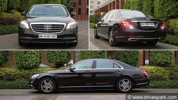2018 Mercedes-Benz S-Class Review — The Standard, Then and Now