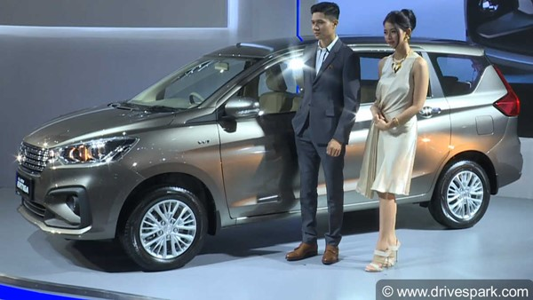 New Maruti Ertiga 2018 First Look Review: Taller, Longer And Of Course, Wider!