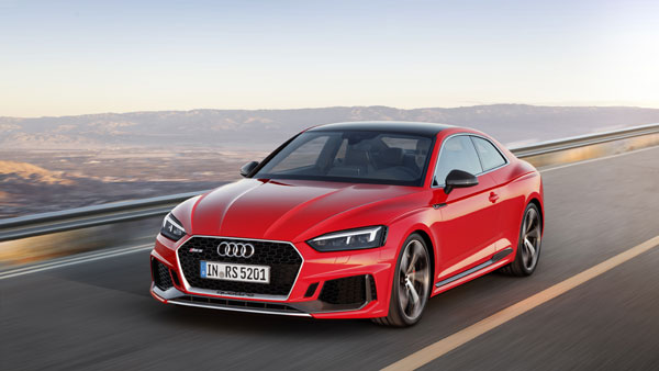 New Audi RS5 Coupe India Launch Confirmed; Expected Price, Specifications And More