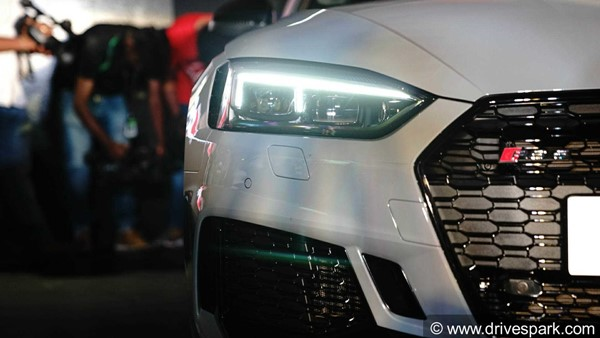 2018 Audi RS5 Coupe Launched In India At Rs 1.10 Crore: Specifications, Features And Images