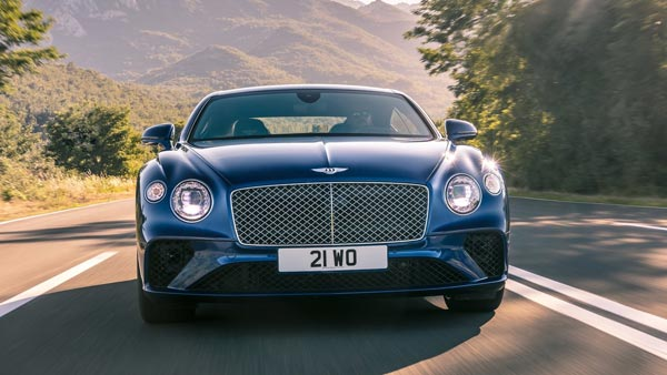 Bentley Continental GT Owner pays Rs 60 Lakh For Re-Registration