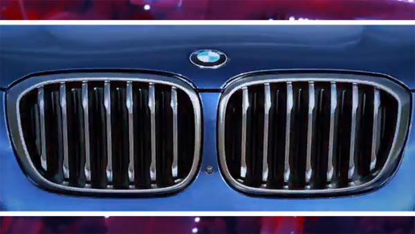 BMW iX3 Teased — The First All-Electric SUV From The Brand