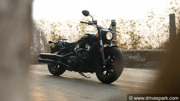 2018 Indian Scout Bobber Road Test Review