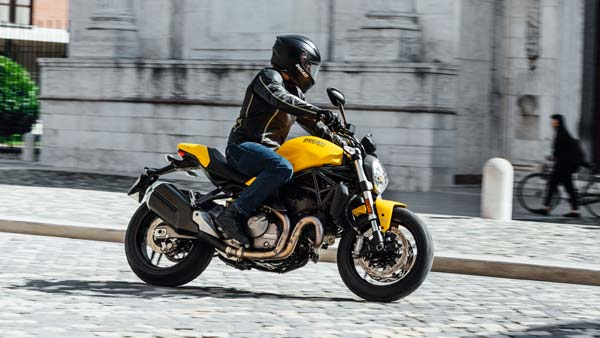 New Ducati Monster 821 To Be Launched In India; Details Revealed