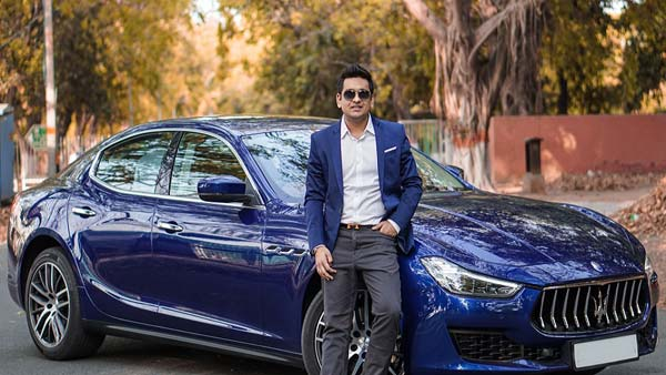 India S First 2018 Maserati Ghibli Delivered In Delhi The Italian