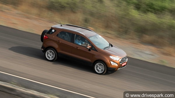 Ford EcoSport Gets New Features — Prices Increased