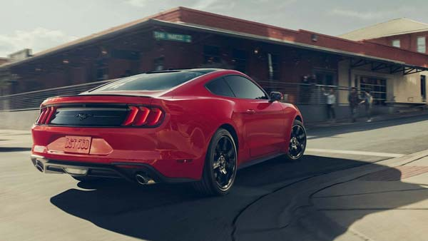 2018 Ford Mustang Is The Best Selling Sports Coupe In The World
