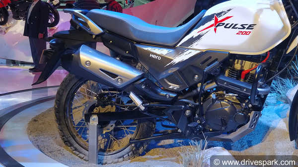 Hero XPulse 200 Launch Details Revealed; Expected Price, Specs, Features And More