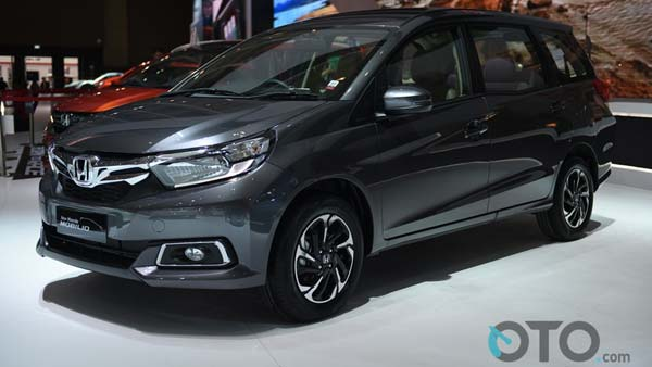New Honda Mobilio Special Edition Launched At The Indonesia Motor