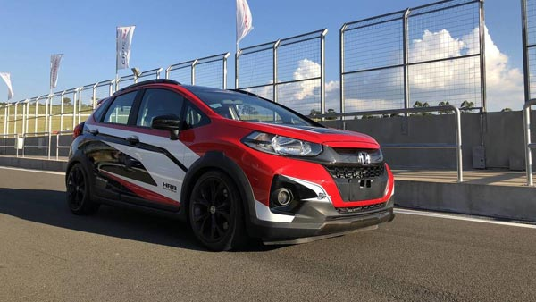 Honda Wr V Turbo Unveiled In Brazil The Mad Honda Wr V Which India