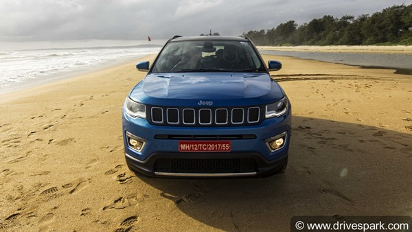 Jeep Offers Rs 1.5 Lakh Discounts On 4x4 Compass Limited