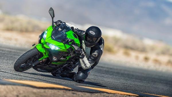 Kawasaki Ninja 400 launched in India
