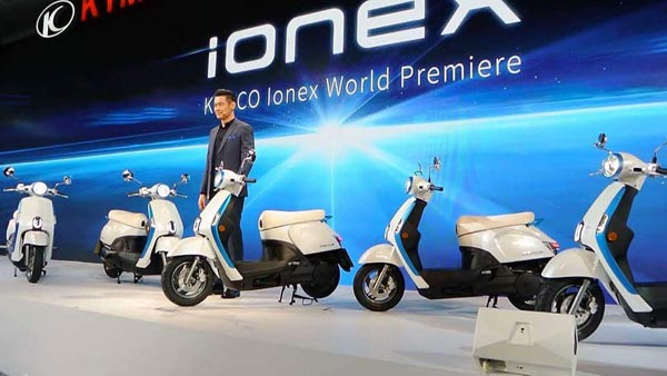 KYMCO To Hit The India Shores By 2021