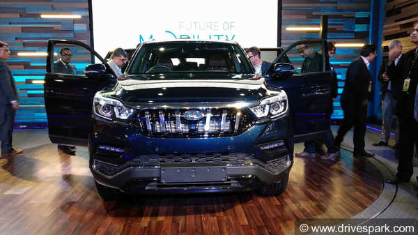 Mahindra Rexton Launch Details Revealed; Expected Price, Specs And Features