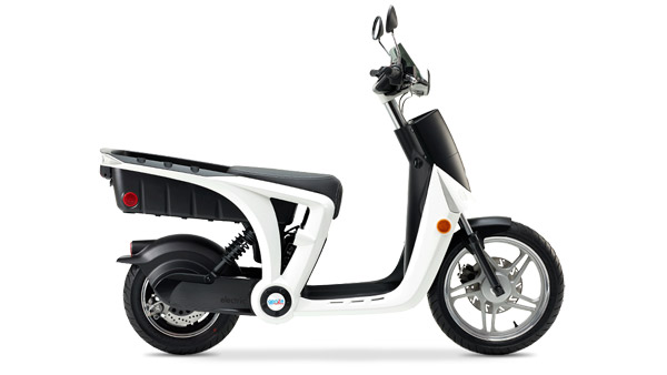 Mahindra GenZe Electric Scooter Spotted Testing In India