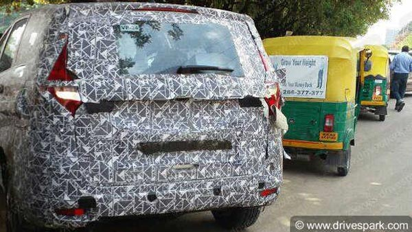 New Mahindra MPV (U321) More Launch Details Revealed: To Be Launched This Festive Season