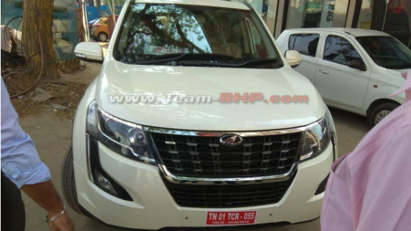 Mahindra XUV500 Facelift Interior Leaked; Expected Launch, Price, Specs And Features