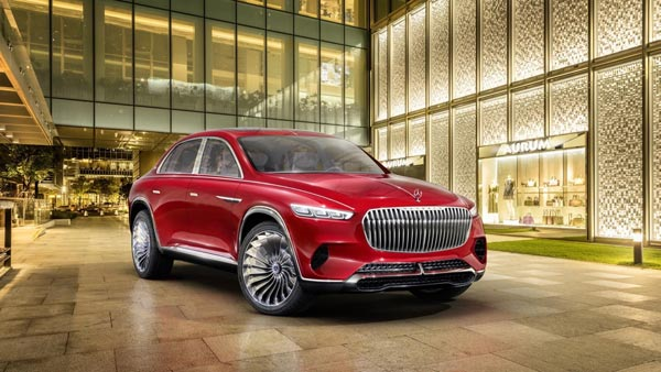 Mercedes-Maybach Vision Ultimate Luxury Concept — Is It A Sedan, An SUV, Or Just Ugly?