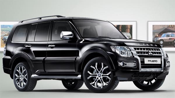 Mitsubishi Pajero Final Edition Revealed