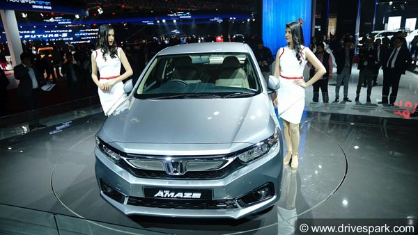 Honda Amaze 2018 Vs Maruti Dzire Vs Hyundai Xcent Comparison: Design, Specifications, Features, Mileage & Price