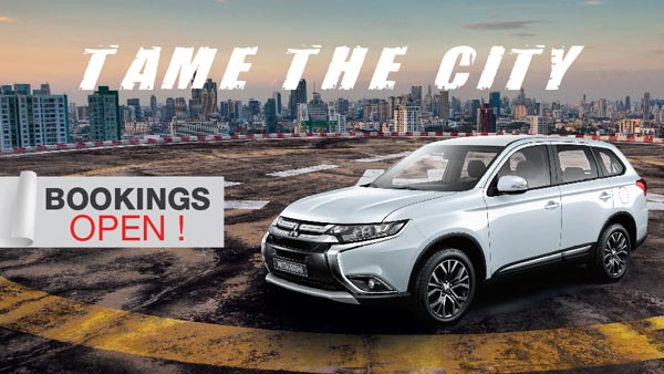 New Mitsubishi Outlander Bookings Open In India; Expected Price, Specs And Features