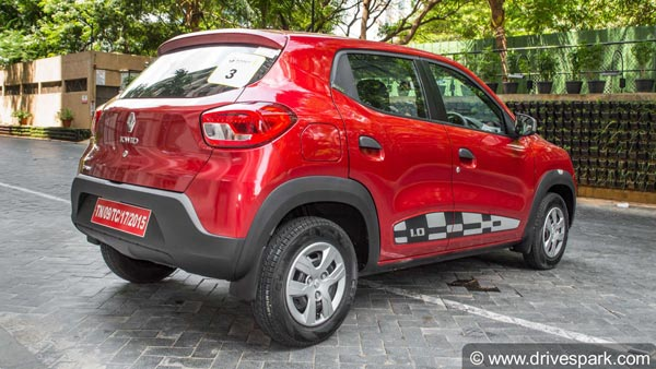 Renault Kwid Gets First-In-Segment Four Years Warranty