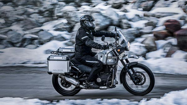 Royal Enfield Himalayan Sleet Now Available At Dealerships Priced