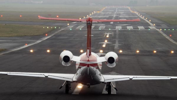 Ever Wondered What The Numbers On Airport Runways Mean?