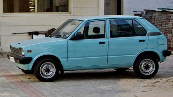 Maruti 800 (SS80)