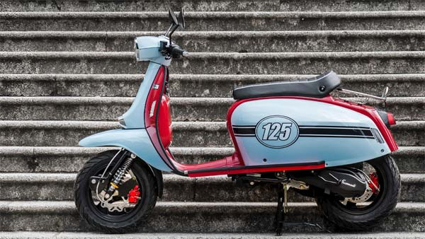Scomadi Scooters To Enter India — To Introduce 125cc Scooter