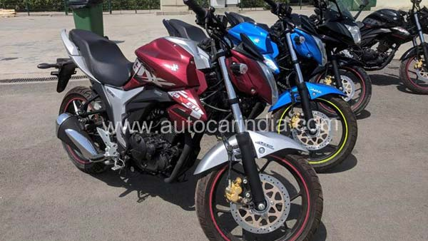 New 2018 Suzuki Gixxer ABS Spotted; Launch Details Revealed