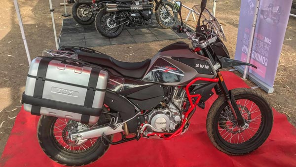SWM SuperDual T 600 Showcased In India; Launch Details And Expected Price