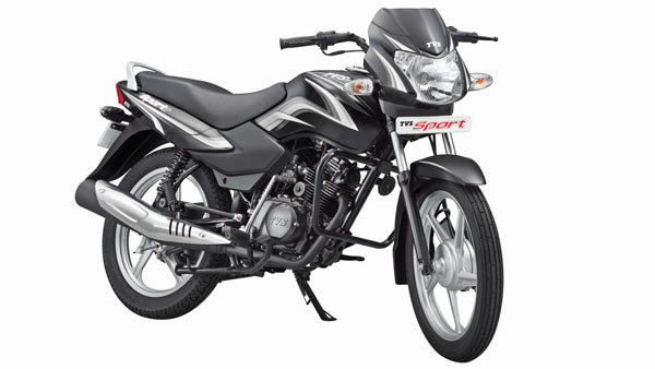 TVS Sport Silver Alloy Edition Launched In India At Rs 44,166: Specifications, Features And Images