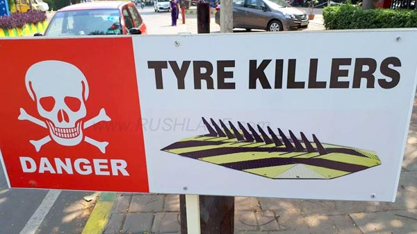 Tyre Killers Introduced In Pune To Be Removed Immediately