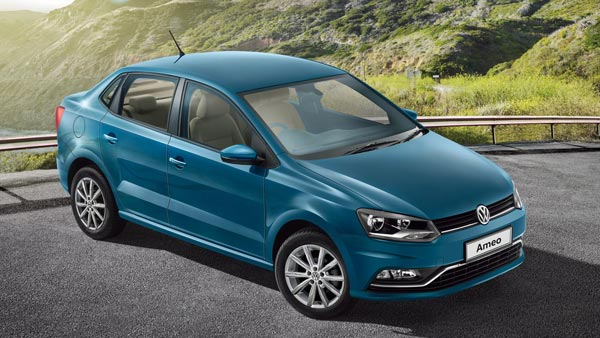 Volkswagen Ameo 1.0 Pace Launched; Priced At Rs 6.10 Lakh
