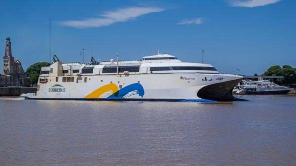 The World's Fastest Ship Francisco Can Carry Over 1000 passengers While Racing Across The Seas