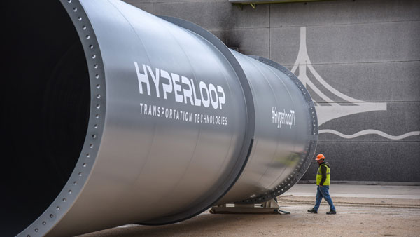 Hyperloop Construction Officially Begins In France — One Step Closer Towards The Future?